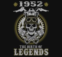 1952 - The birth of legends by shara1985