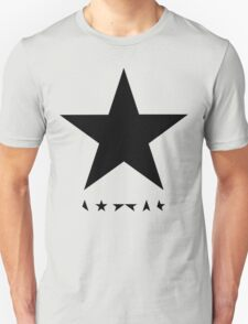 David Bowie - Black Star (HQ ~ Highest Resolution on site) T-Shirt