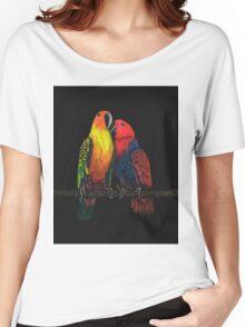 Eclectus Parrot Women's Relaxed Fit T-Shirt