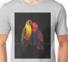 Eclectus Parrot Unisex T-Shirt