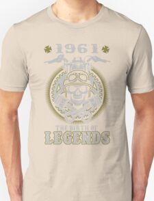 1961 - The birth of legends T-Shirt
