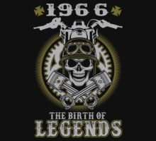 1966 - The birth of legends by shara1985