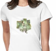 The Green Fairy Womens Fitted T-Shirt