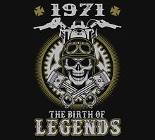 1971 - The birth of legends T-Shirt