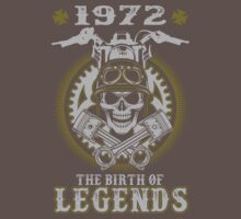 1972 - The birth of legends by shara1985