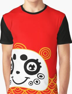 Sweet Daruma Graphic T-Shirt