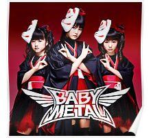 Baby Metal by kera Poster