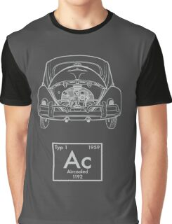 Aircooled Element - '59 Beetle Graphic T-Shirt