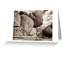 wilsons promontory beach Greeting Card