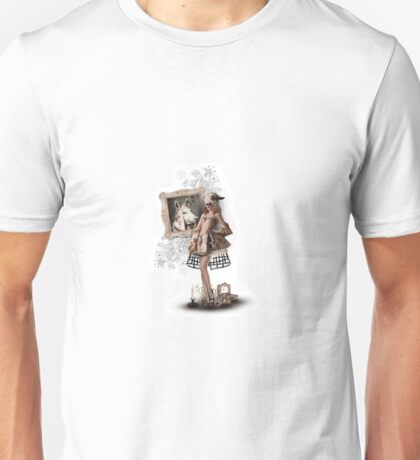 The Fantasy of My Reality Unisex T-Shirt