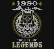 1990 - The birth of legends by shara1985