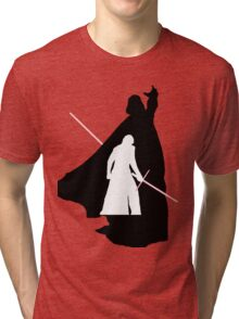 Darth Vader / Kylo Ren Tri-blend T-Shirt