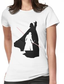 Darth Vader / Kylo Ren Womens Fitted T-Shirt