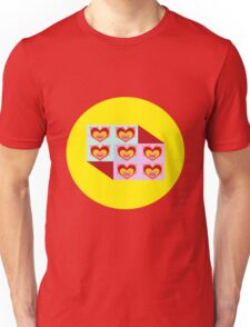 guild wars 2 love Unisex T-Shirt