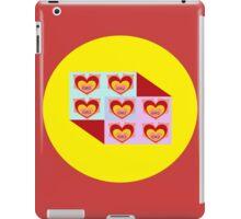 guild wars 2 love iPad Case/Skin