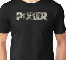 Play Poker Zynga New Unisex T-Shirt