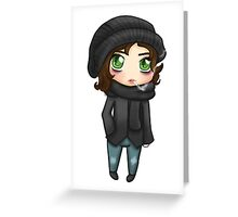HIM - Ville Valo Greeting Card