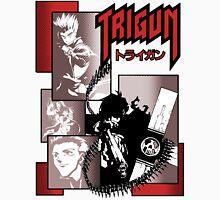Trigun Wolfwood, Manga Frame Pop Unisex T-Shirt