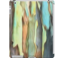 Abstract colours of the Bush iPad Case/Skin