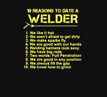 10 reason to date a welder Unisex T-Shirt