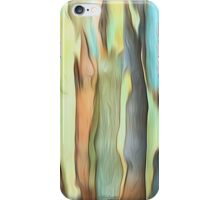 Abstract colours of the Bush iPhone Case/Skin
