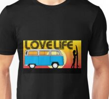 Love Life - VW Kombi Summer Surf Unisex T-Shirt