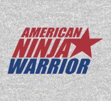 american ninja warrior One Piece - Long Sleeve
