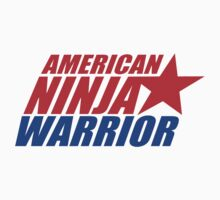 american ninja warrior Kids Tee