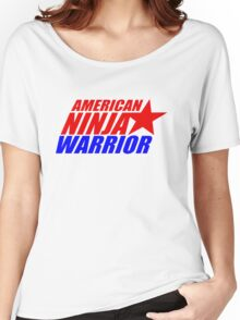 american ninja warrior Women's Relaxed Fit T-Shirt