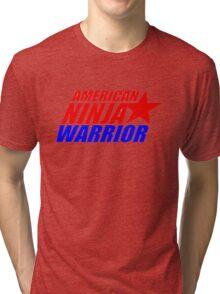 american ninja warrior Tri-blend T-Shirt