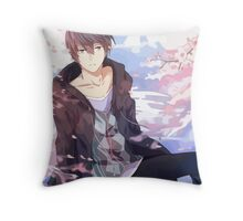 Super Sweet Haruka Throw Pillow