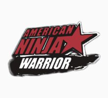 american ninja warrior 0 Kids Tee