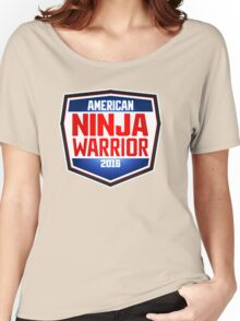 american ninja warrior Women's Relaxed Fit T-Shirt