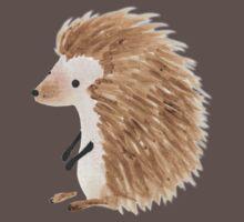 Baby Hedgehog One Piece - Short Sleeve