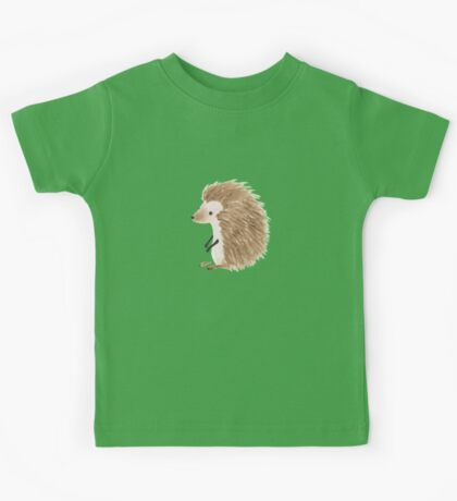 Baby Hedgehog Kids Tee