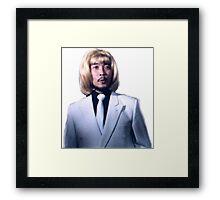 Kakuza Bob - ONE:Print Framed Print