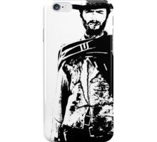 The Man With No Name - ONE:Print iPhone Case/Skin
