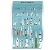 Rockets of the World Poster