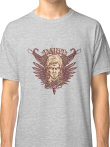 Love Daryl The Walking Dead Classic T-Shirt