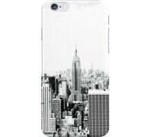 New York graphic iPhone Case/Skin