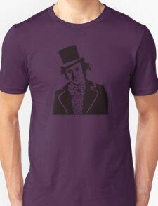 Willy Wonka  Gene Wilder The Chocolate Factory 1971 Musical Movie T-Shirt