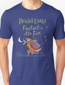 Fantastic Mr. Fox Book Cover Unisex T-Shirt