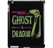 Hunting Malice of the Ghost Dragon iPad Case/Skin