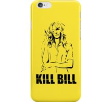 Kill bill Elle iPhone Case/Skin