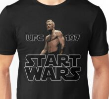 start wars - conor mcgregor Unisex T-Shirt