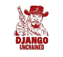 Django unchained Photographic Print