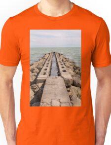 sea and beach Unisex T-Shirt