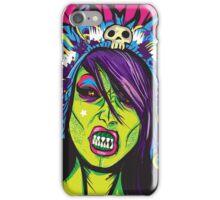 Lizard Queen  iPhone Case/Skin