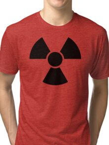 Radioactive Sign 2 Tri-blend T-Shirt