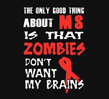 Ms Zombies Tee Unisex T-Shirt
